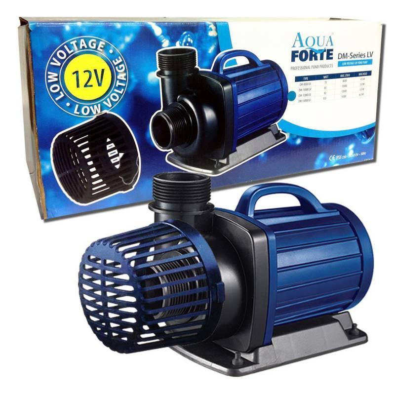 aquaforte dm 12 volt teichpumpe meerwasser geeignet. Black Bedroom Furniture Sets. Home Design Ideas