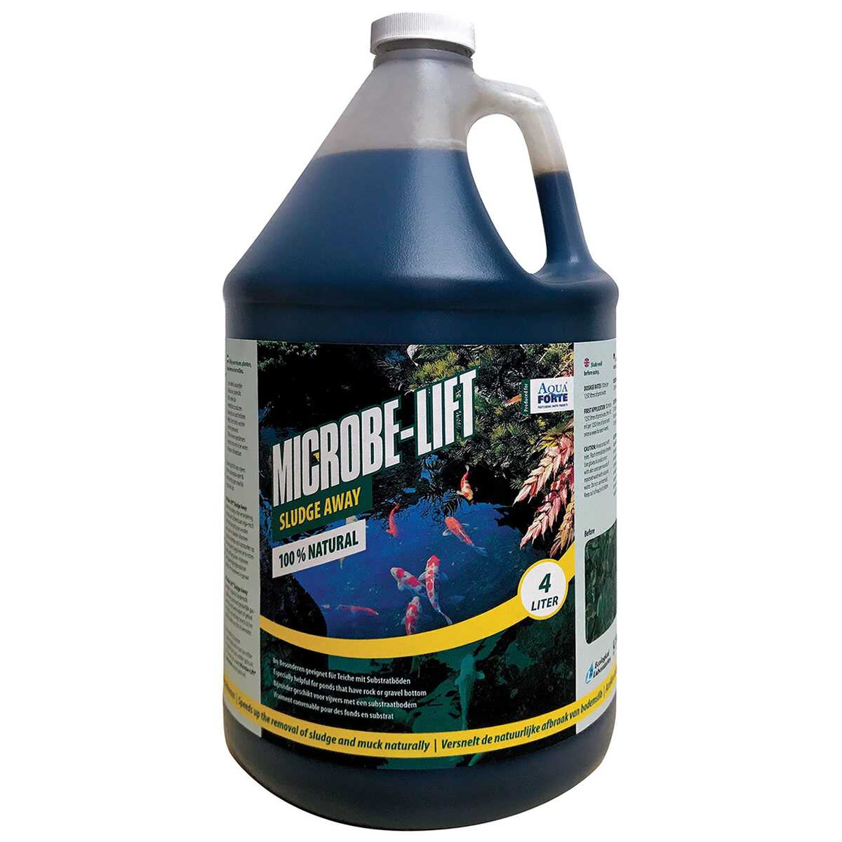 Microbe Lift Sludge Away (Schlammabbau) 4 Liter