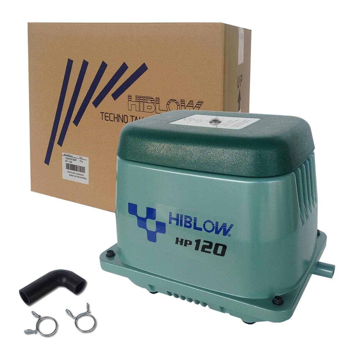 Hiblow HP 120 Orginal