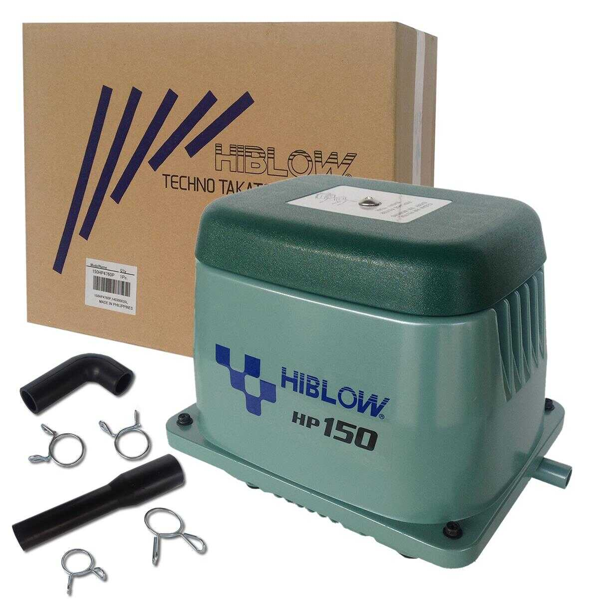 Hiblow HP 150 Orginal