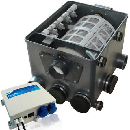 Aquaforte Trommelfilter ATF 1G